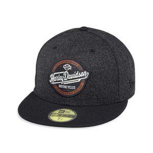 Genuine Harley-Davidson Fitten Ball Cap size 7 1/2